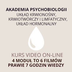 Akademia Psychobiologii kurs video on-line