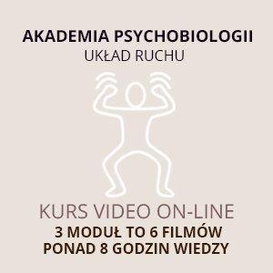 Akademia psychobiologii układ ruchu